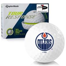 Taylor Made Tour Response Edmonton Oilers Golf Balls
