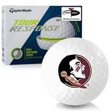 Taylor Made Tour Response Florida State Seminoles Golf Balls
