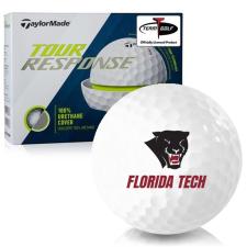 Taylor Made Tour Response Florida Tech Panthers Golf Balls