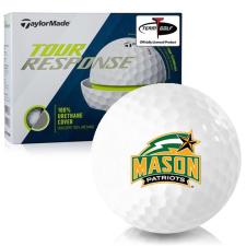 Taylor Made Tour Response George Mason Patriots Golf Balls