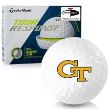 Taylor Made Tour Response Georgia Tech Golf Balls
