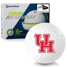 Taylor Made Tour Response Houston Cougars Golf Balls