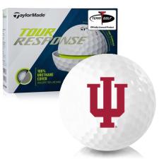 Taylor Made Tour Response Indiana Hoosiers Golf Balls