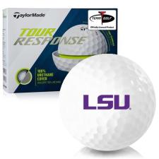 Taylor Made Tour Response LSU Tigers Golf Balls