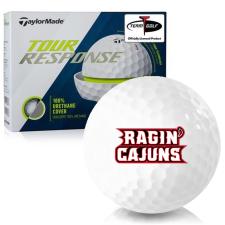 Taylor Made Tour Response Louisiana Ragin' Cajuns Golf Balls
