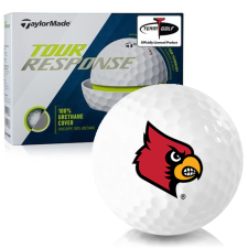 Taylor Made Tour Response Louisville Cardinals Golf Balls
