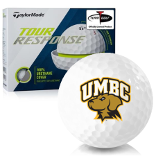 Taylor Made Tour Response Maryland Baltimore County Retrievers Golf Balls