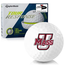 Taylor Made Tour Response UMass Minutemen Golf Balls