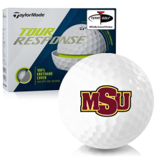 Taylor Made Tour Response Midwestern State Mustangs Golf Balls