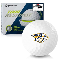 Taylor Made Tour Response Nashville Predators Golf Balls