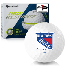 Taylor Made Tour Response New York Rangers Golf Balls