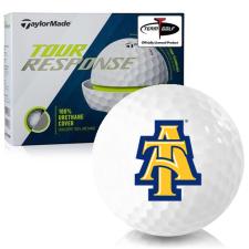 Taylor Made Tour Response North Carolina A&T Aggies Golf Balls