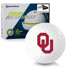 Taylor Made Tour Response Oklahoma Sooners Golf Balls