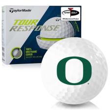 Taylor Made Tour Response Oregon Ducks Golf Balls