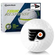 Taylor Made Tour Response Philadelphia Flyers Golf Balls