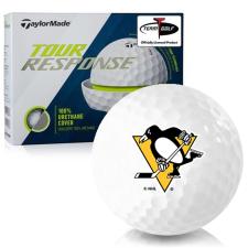 Taylor Made Tour Response Pittsburgh Penguins Golf Balls
