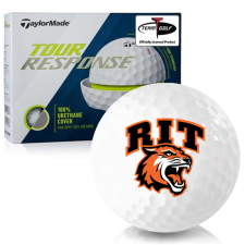 Taylor Made Tour Response RIT - Rochester Institute of Technology Tigers Golf Balls