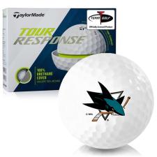 Taylor Made Tour Response San Jose Sharks Golf Balls