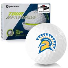 Taylor Made Tour Response San Jose State Spartans Golf Balls