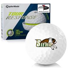 Taylor Made Tour Response Siena Saints Golf Balls