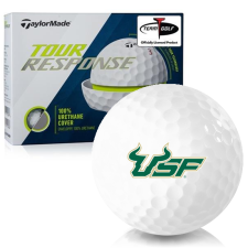 Taylor Made Tour Response South Florida Bulls Golf Balls