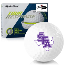 Taylor Made Tour Response Stephen F. Austin Lumberjacks Golf Balls