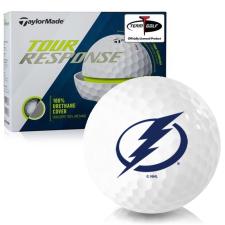 Taylor Made Tour Response Tampa Bay Lightning Golf Balls