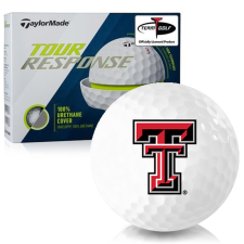 Taylor Made Tour Response Texas Tech Red Raiders Golf Balls