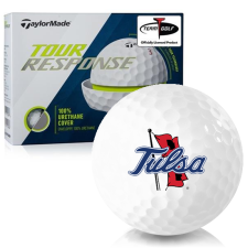 Taylor Made Tour Response Tulsa Golden Hurricane Golf Balls