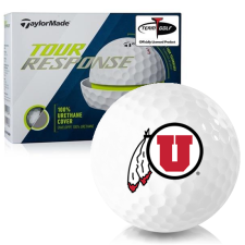 Taylor Made Tour Response Utah Utes Golf Balls