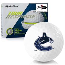 Taylor Made Tour Response Vancouver Canucks Golf Balls