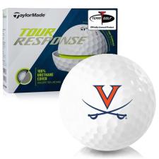 Taylor Made Tour Response Virginia Cavaliers Golf Balls