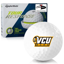 Taylor Made Tour Response Virginia Commonwealth Rams Golf Balls