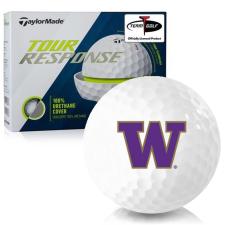 Taylor Made Tour Response Washington Huskies Golf Balls