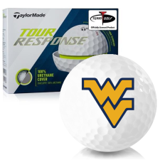 Taylor Made Tour Response West Virginia Mountaineers Golf Balls