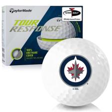 Taylor Made Tour Response Winnipeg Jets Golf Balls