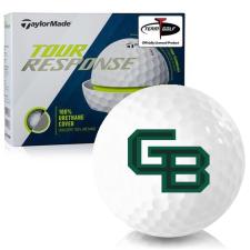 Taylor Made Tour Response Wisconsin Green Bay Phoenix Golf Balls