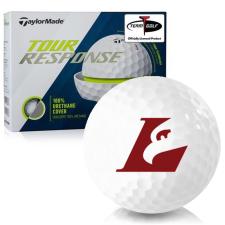 Taylor Made Tour Response Wisconsin La Crosse Eagles Golf Balls