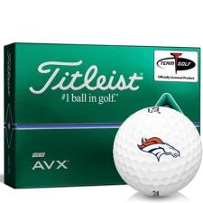Titleist AVX Denver Broncos Golf Balls