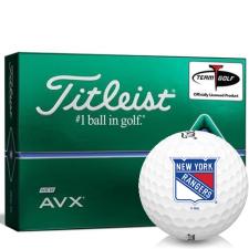 Titleist AVX New York Rangers Golf Balls