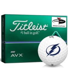 Titleist AVX Tampa Bay Lightning Golf Balls