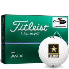Titleist AVX US Army Golf Balls