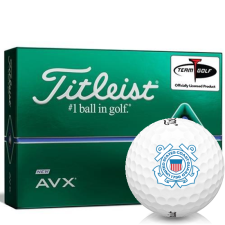 Titleist AVX US Coast Guard Golf Balls