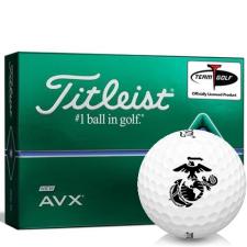 Titleist AVX US Marine Corps Golf Balls