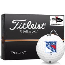 Titleist Pro V1 New York Rangers Golf Balls