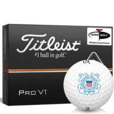Titleist Pro V1 US Coast Guard Golf Balls