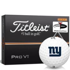 Titleist Pro V1 High Number New York Giants Golf Balls