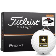Titleist Pro V1 High Number US Army Golf Balls