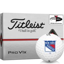 Titleist Pro V1x New York Rangers Golf Balls
