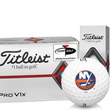 Titleist Pro V1x Half Dozen New York Islanders Golf Balls - 6 Pack